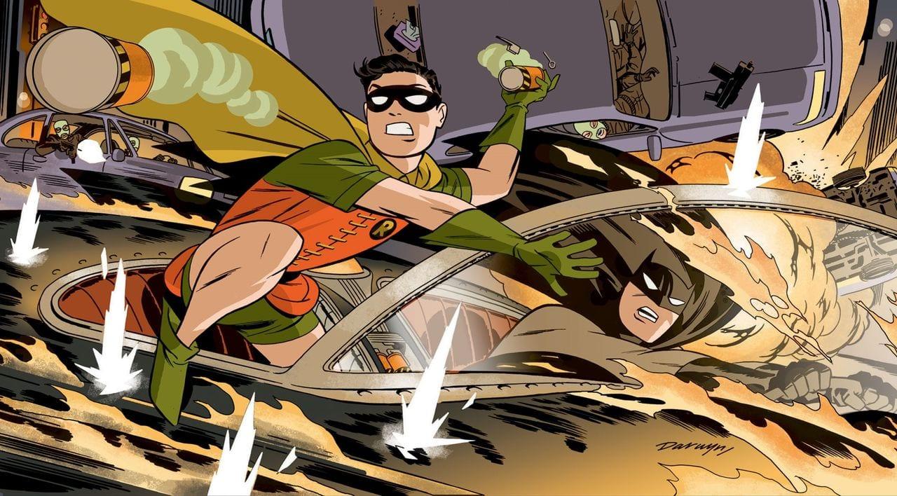 NERD 101: Why Is Batman's Partner Called Robin?