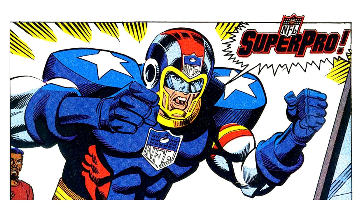 Weird But True: The Superhero Called NFL Superpro