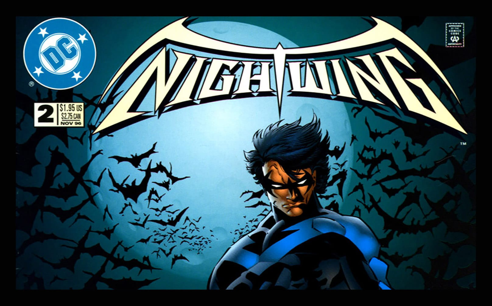 Nerd 101: Where Did Nightwing Get His Name?