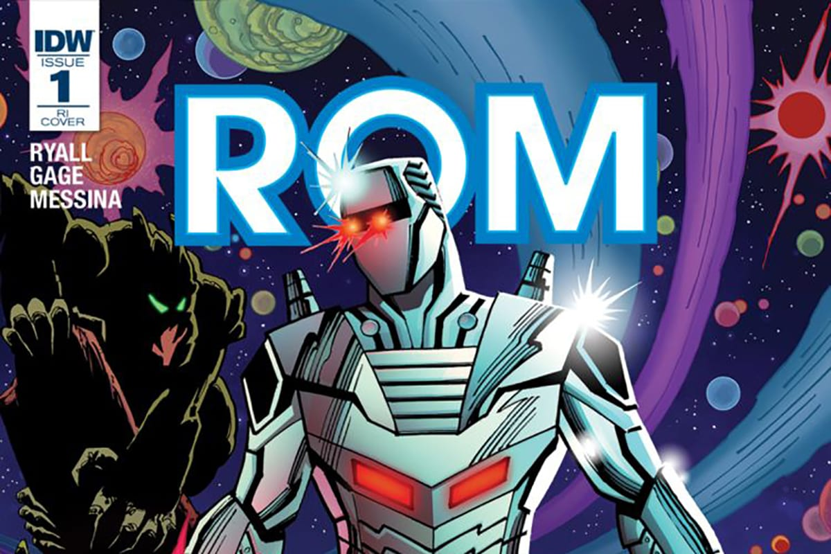 Nerd 101: Who is Rom, Spaceknight?