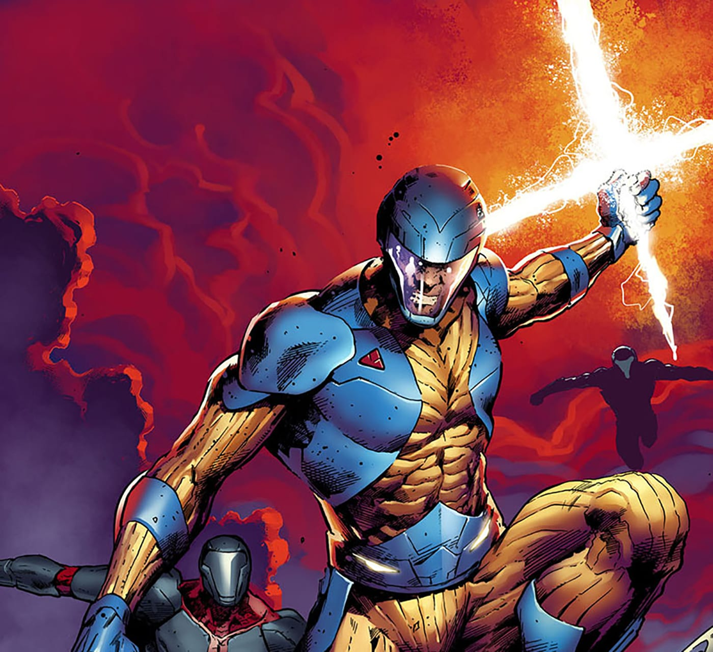 You Should Be Reading: X-O Manowar