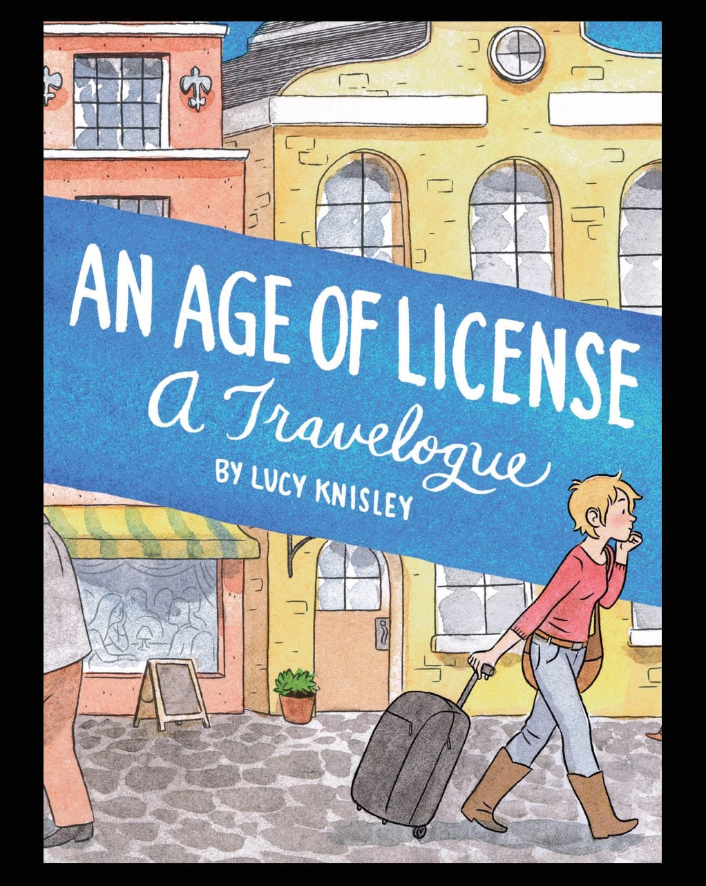 "Recommended: ""An Age of License"" by Lucy Knisley"