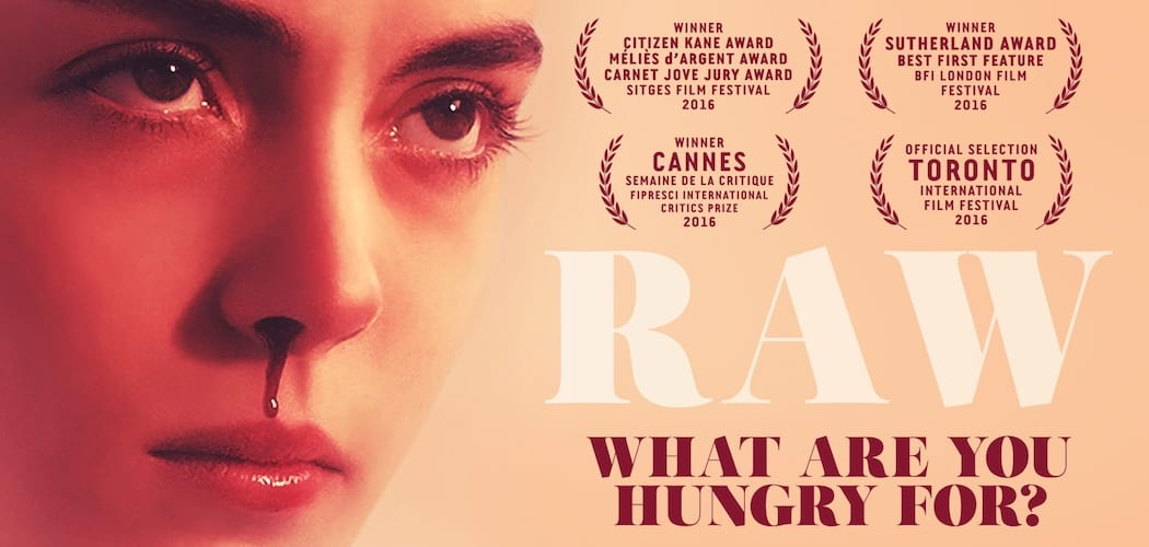 French Cannibal Film RAW Leaves A Satisfying Taste In Horror Fans' Mouths