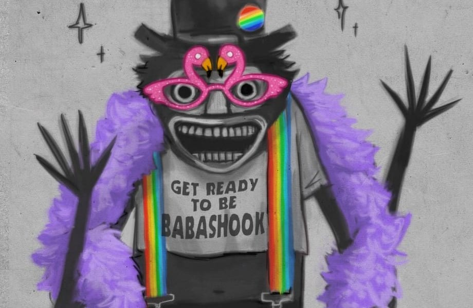 The Babadook is a Symbol of Gay Pride! But How?