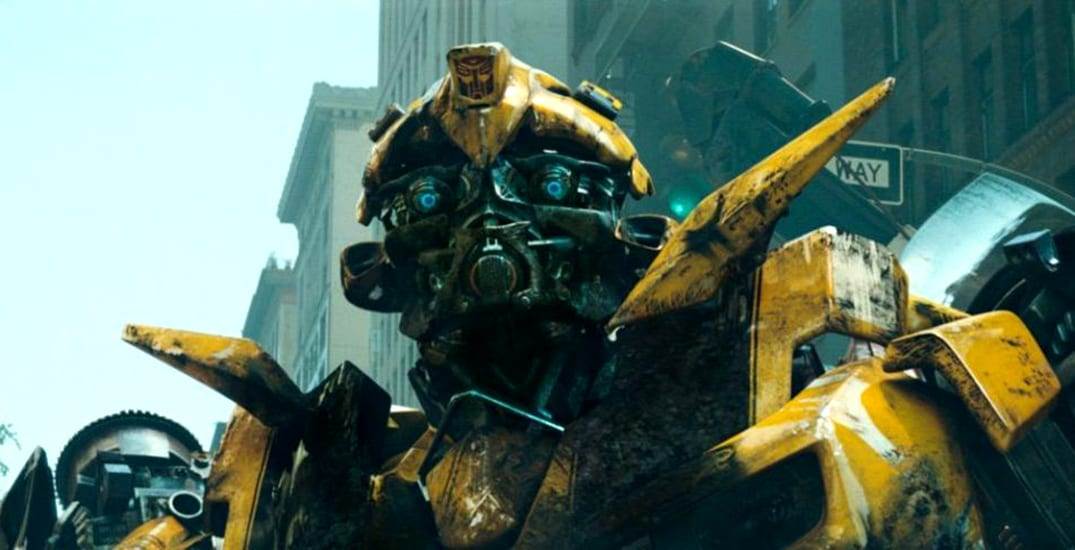 Bumblebee: The New Transformers Film Spin-Off