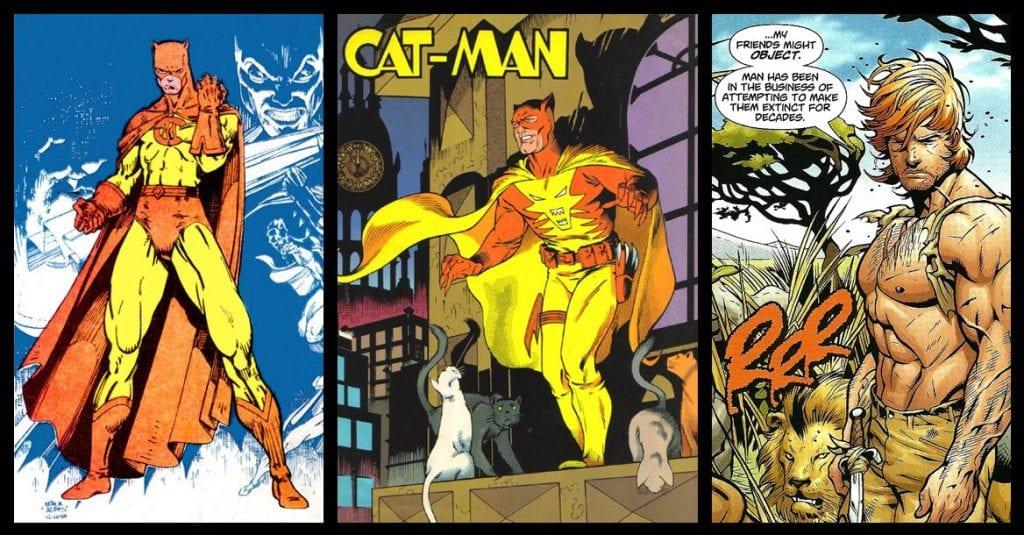 Catman dc bisexual