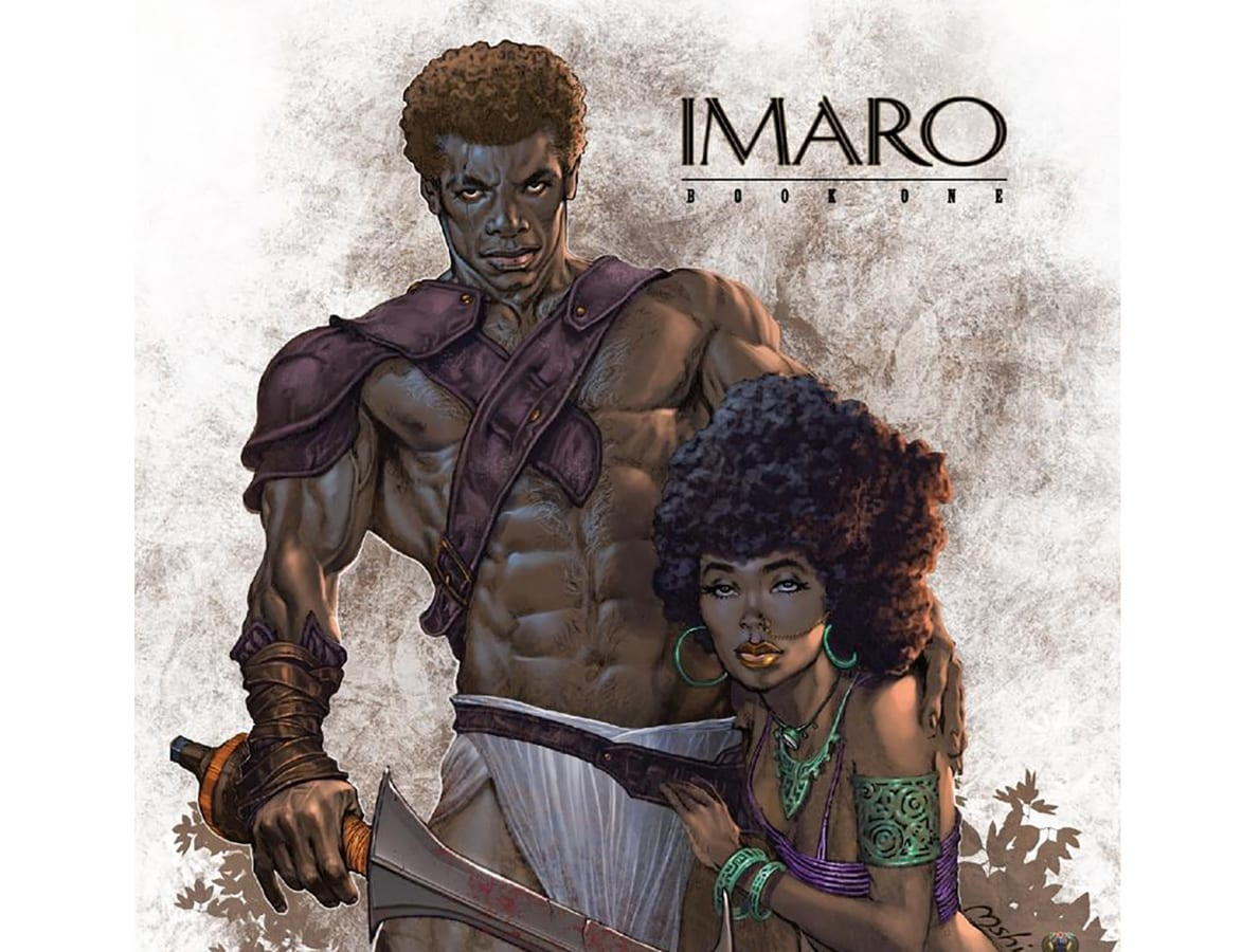 Recommended: IMARO by Charles Saunders