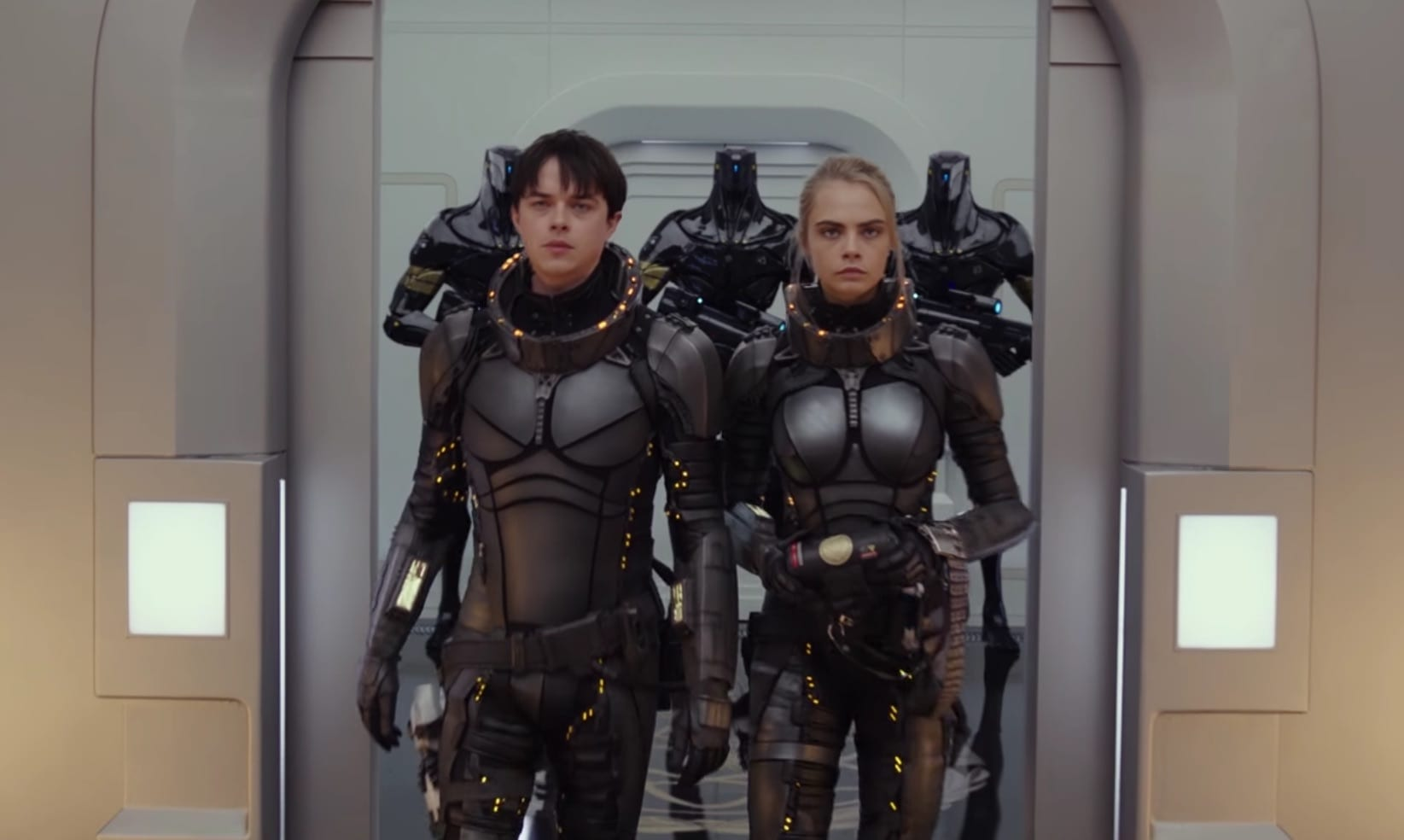 "VALERIAN: Epic Comic Series That Influenced ""Star Wars"" & ""The Fifth Element"" Hitting Theaters"
