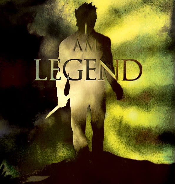 Recommended: I AM LEGEND by Richard Matheson