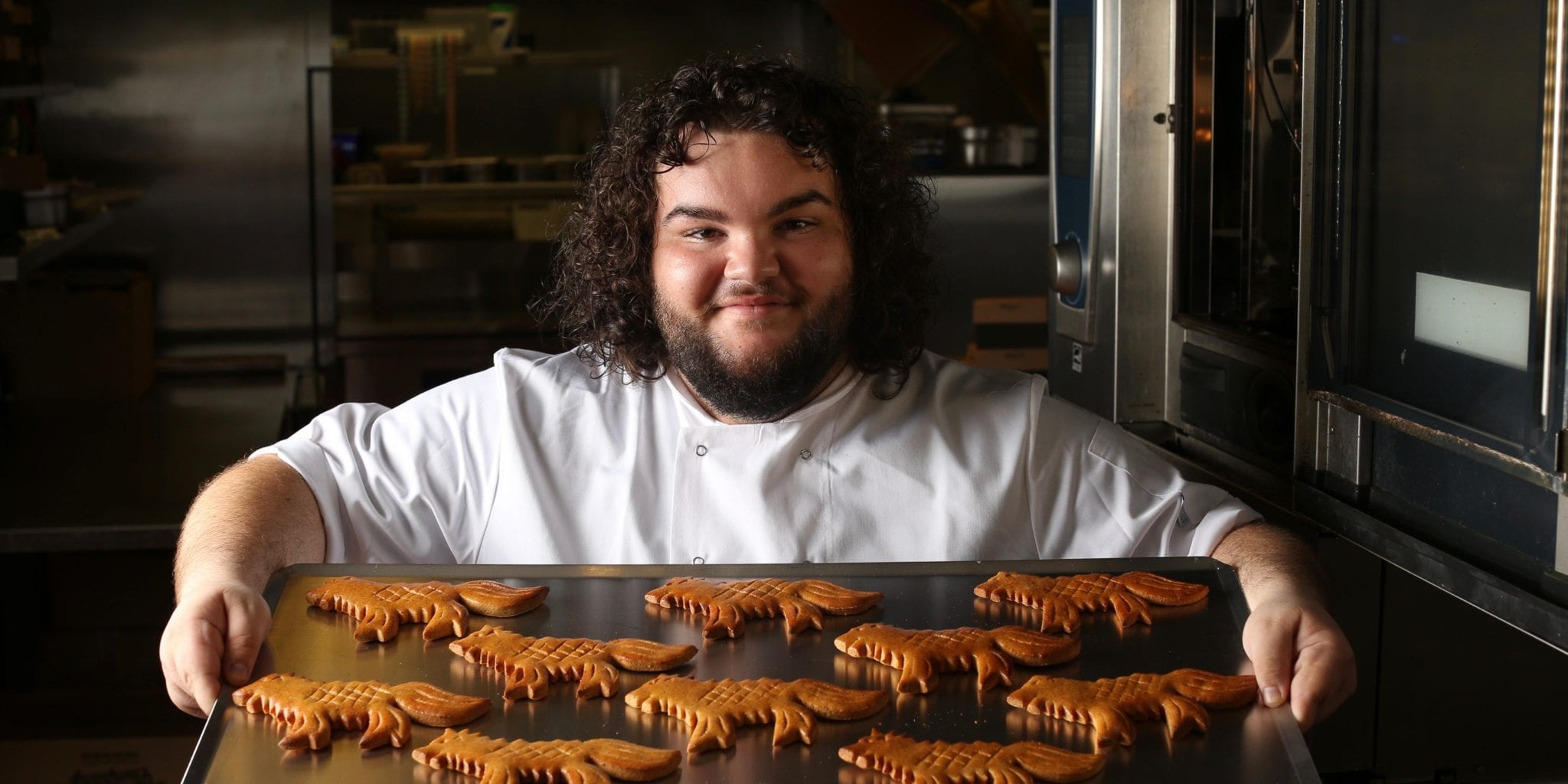 "Game Of Thrones' ""Hot Pie"" Opens Bakery Named ""You Know Nothing John Dough"" – Plus 5 Other Geek Culture Eateries!"