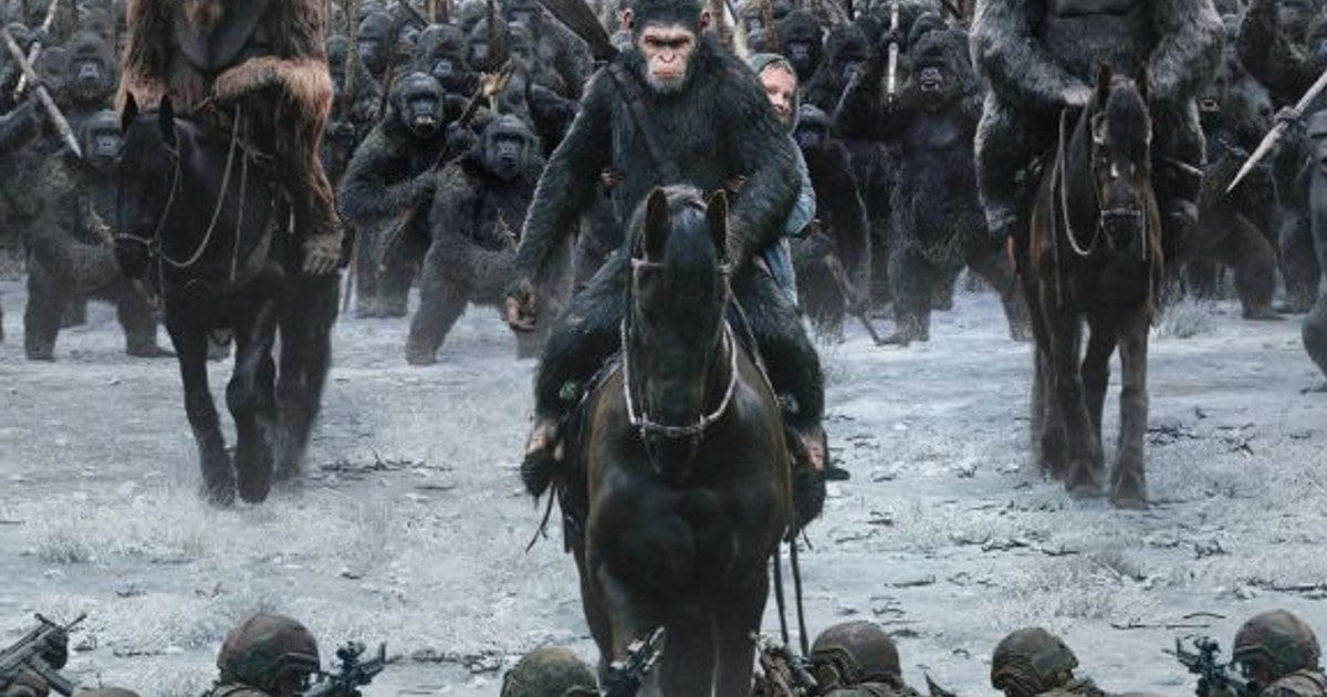 WAR FOR THE PLANET OF THE APES Battles Your Emotions: Review