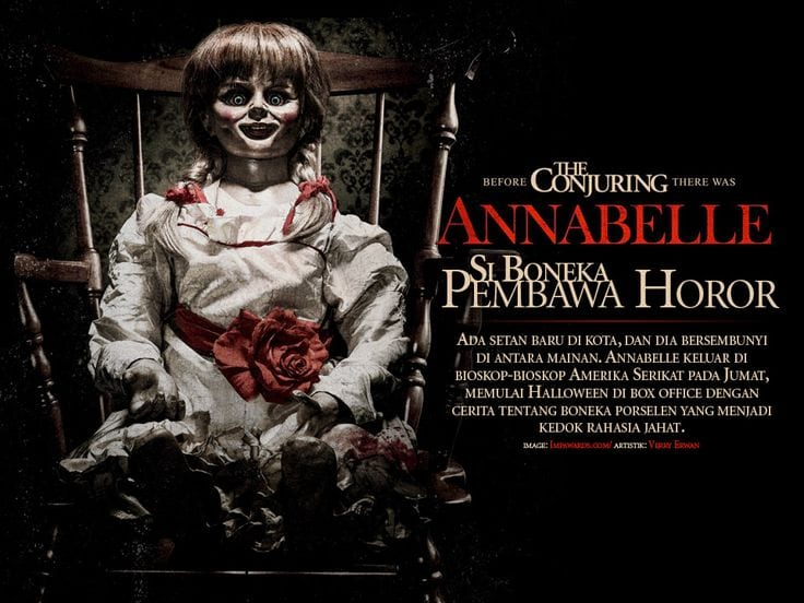 THE CONJURING Franchise Recap To Prep You For ANNABELLE: CREATION