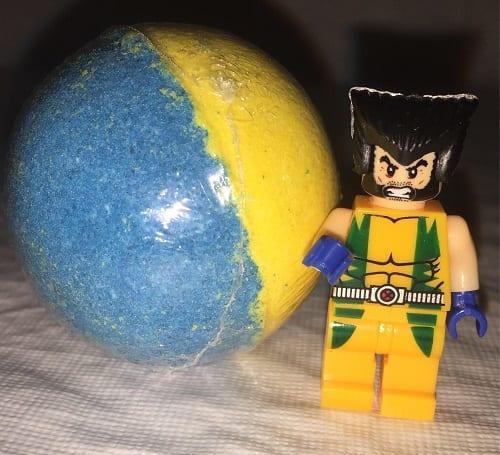 Wolverine Bath Bomb