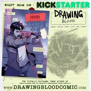 drawing blood eastman kickstarter