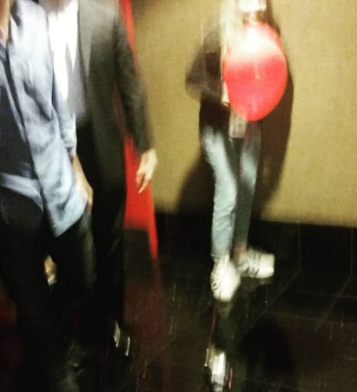 Pennywise Balloon After an IT screening!