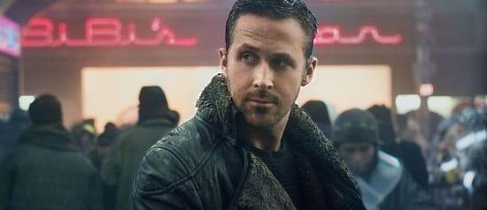 Ryan Gossling as a new Blade Runner.