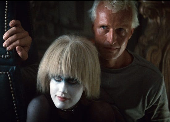 Replicants Roy and Pris